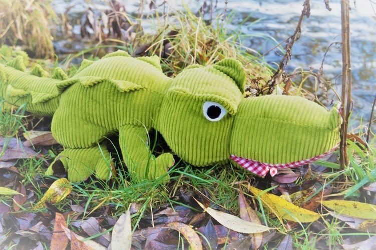 Makerist - Krokodil von Aleksio - Nähprojekte - 1