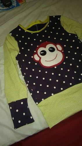 Makerist - Shirt für mein Äffchen - Nähprojekte - 1