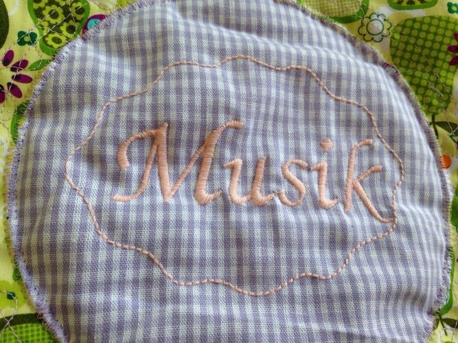 Makerist - Musiktasche - Nähprojekte - 3