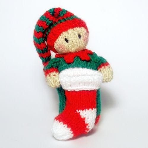 Makerist - Little Elf - Knitting Showcase - 1