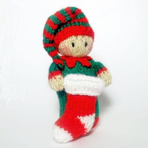 Makerist - Little Elf - Knitting Showcase - 3