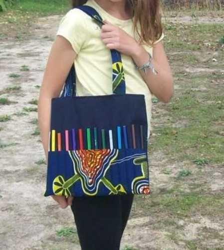 Makerist - Sac à coloriage pour enfant. - Créations de couture - 1