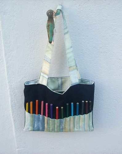 Makerist - Sac à coloriage pour enfant. - Créations de couture - 2