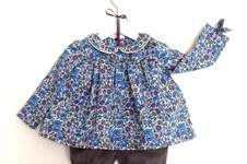 Makerist - Blouse eintemporelle enfant en liberty - 1