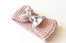Makerist - bandeau tricot - 1
