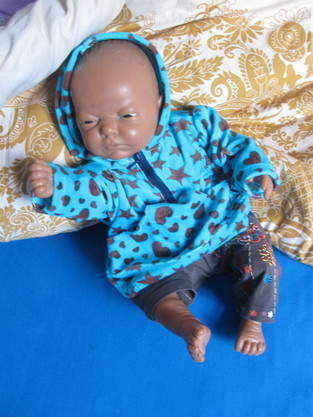 Makerist - Wintersachen für Puppenkinder - 1