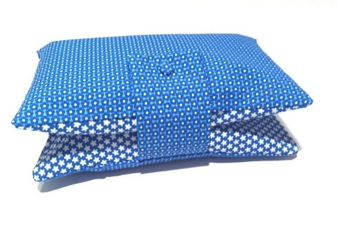 Makerist - Eine blaue Windeltasche - Nähprojekte - 2
