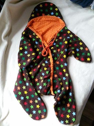 Makerist - Sweat-Stern für meinen kleines Sternchen - Nähprojekte - 1
