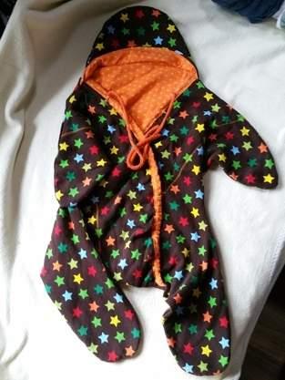Makerist - Sweat-Stern für meinen kleines Sternchen - 1