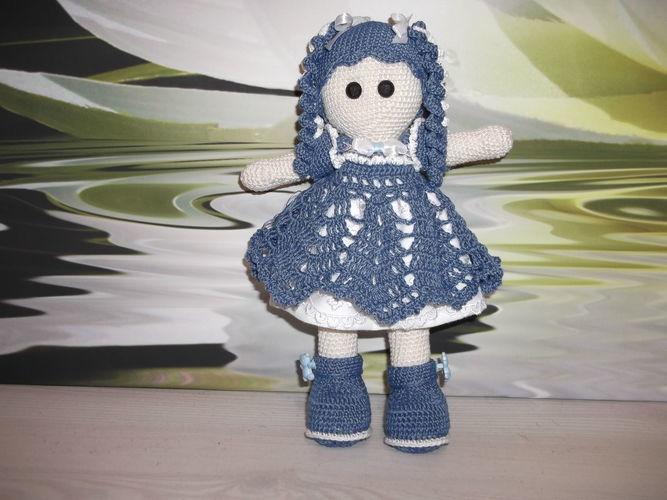 Makerist - poupée - Créations de crochet - 1