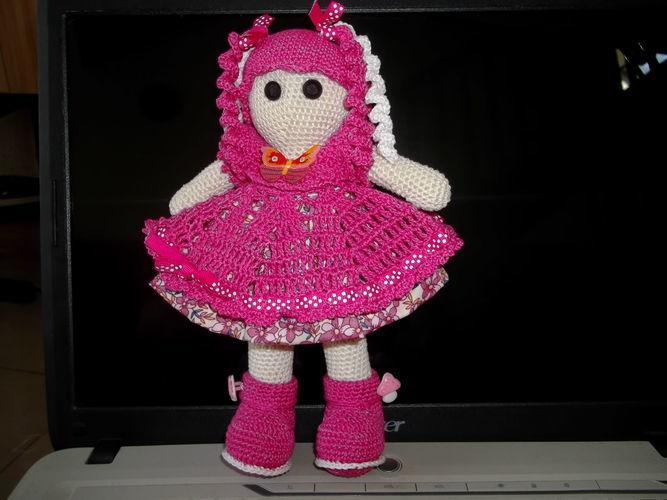Makerist - poupée - Créations de crochet - 3