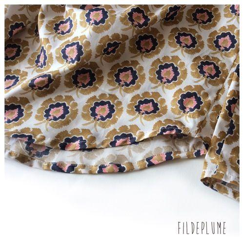 Makerist - Blouse femme en liberty Bosphorus - Créations de couture - 3