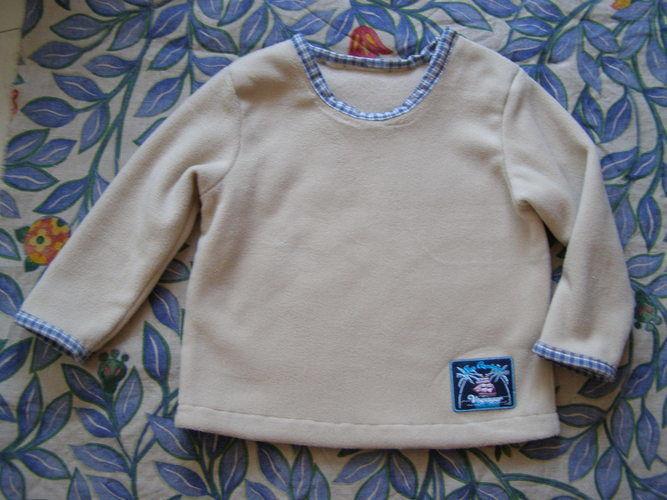 Makerist - Sweat enfant 18 mois - Créations de couture - 1
