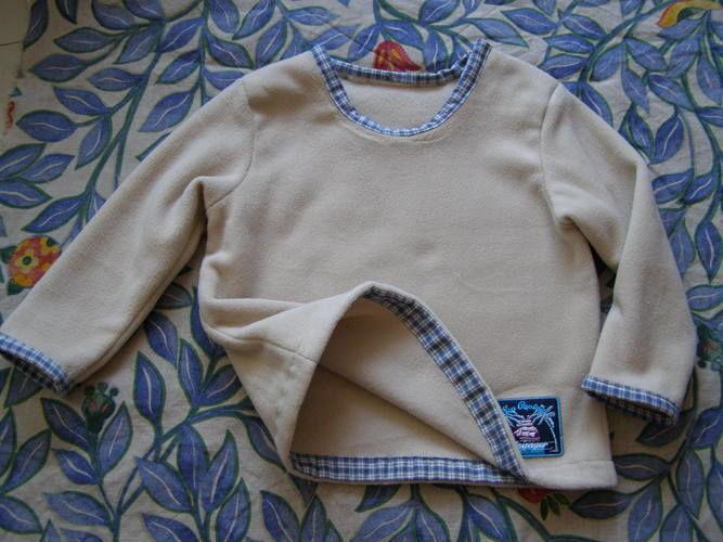 Makerist - Sweat enfant 18 mois - Créations de couture - 2