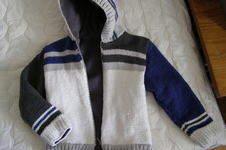 Makerist - Blouson laine et polaire - 1