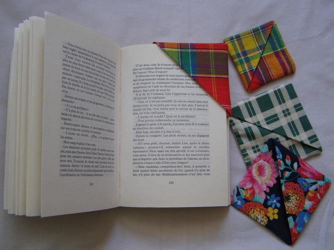 Makerist - marque page - Créations de couture - 2