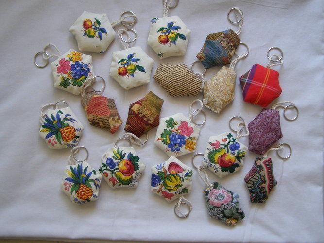 Makerist - Une multitude de porte-clés - Créations de couture - 1