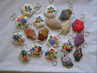 Makerist - Une multitude de porte-clés - 1