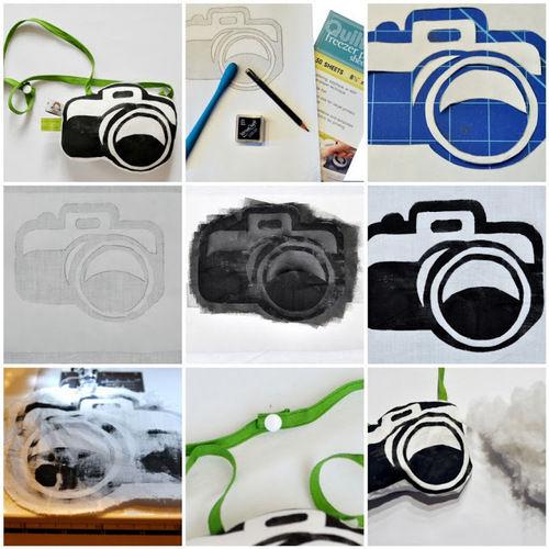 Makerist - Stoffkamera - Nähprojekte - 2