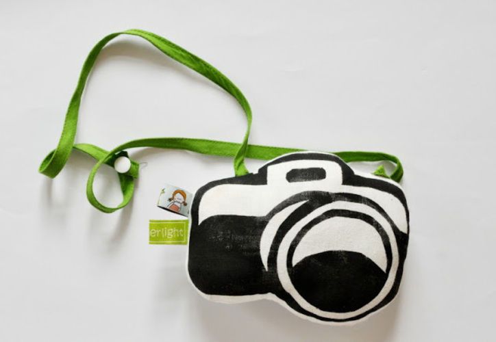 Makerist - Stoffkamera - Nähprojekte - 3