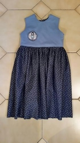 Makerist - Jersey Kleider für kleine Mädchen - Nähprojekte - 1