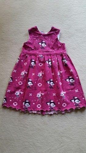Makerist - Jersey Kleider für kleine Mädchen - Nähprojekte - 2