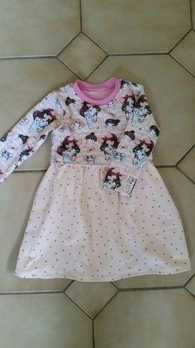 Makerist - Jersey Kleider für kleine Mädchen - Nähprojekte - 3