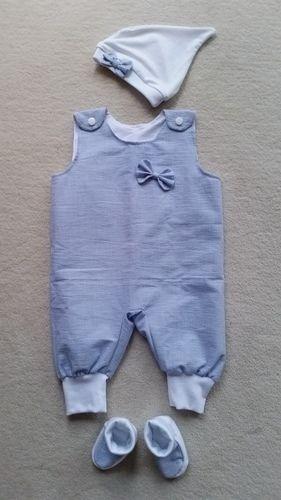 Makerist - Baby Overall, Baby Pumphose - Nähprojekte - 1