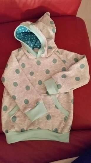 Pullover Hoody für Baby und Kleinkind