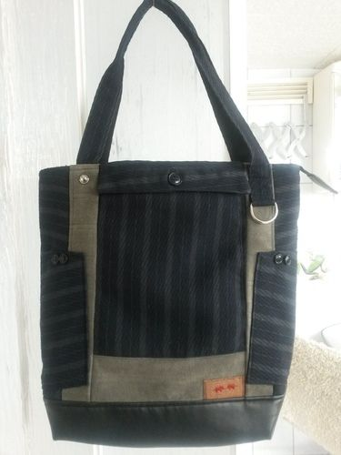 Makerist - Upcycling-Tasche - Nähprojekte - 1
