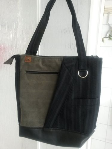 Makerist - Upcycling-Tasche - Nähprojekte - 2