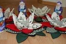 Makerist - Weihnachtliche Teelichter - 1