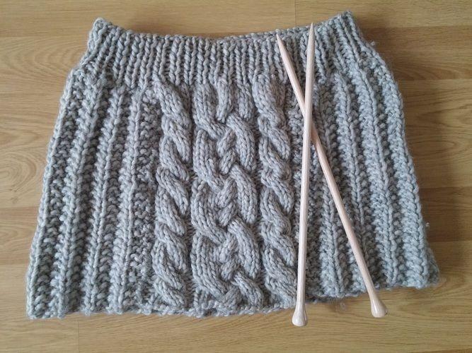 Makerist - Chauffe-épaules - Créations de tricot - 1