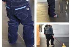 Makerist - Mottis Jeans - made for motti - 1