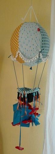 Makerist - Adventsballon - Nähprojekte - 1