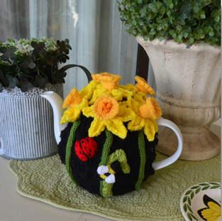 Makerist - Daffodil Tea Cosy - 1