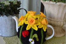 Makerist - Daffodil Tea Cosy - 1