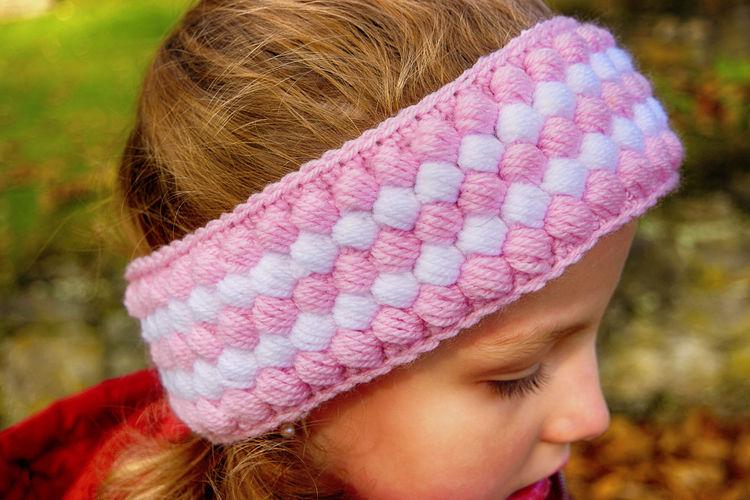 Makerist - Schön warm ist dieses Stirnband geworden und schnell zu häkeln war es auch. - Häkelprojekte - 1