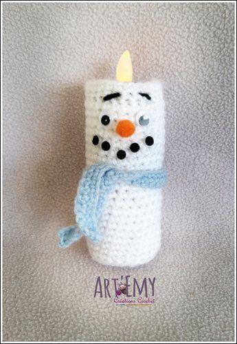 Makerist - Sapinette et Lumineige, décoration spéciale Noel - Créations de crochet - 3