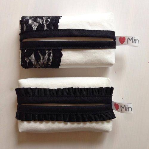 Makerist - Taschentüchertaschen  - Nähprojekte - 1