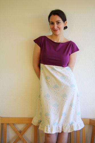 Makerist - Shirty Lady von BaSamba als Rosenrot von Goldkrönchen und Jojolino  - Nähprojekte - 2