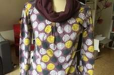 Makerist - Fröhliches Shirt mit lässigem Kragen  - 1