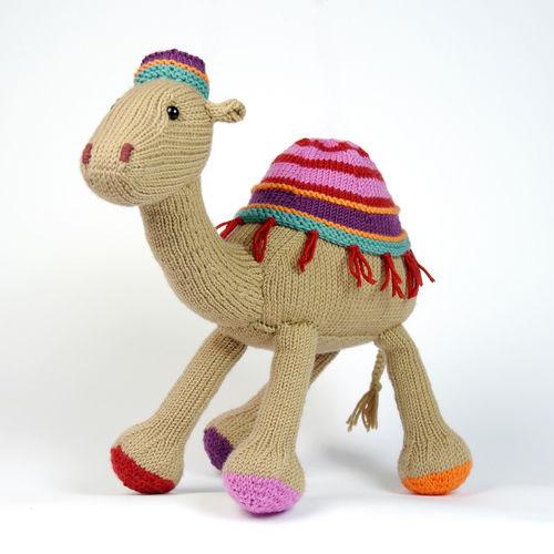 Makerist - Kemal das Kamel - Strickprojekte - 3