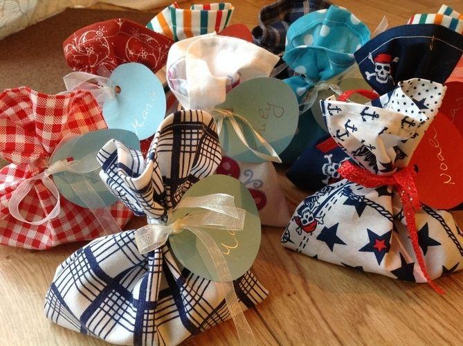 Makerist - Stoffsäckchen als Geburtstags-Mitgebsel - Nähprojekte - 3