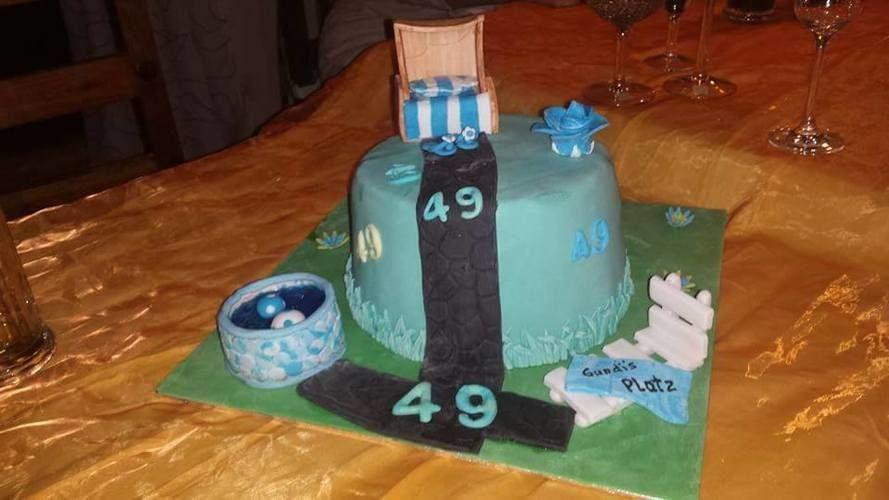 Makerist - Gartenparadies - Torten, Cake Pops und Cupcakes - 1
