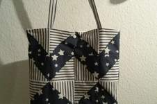 Makerist - Patchwork-Stofftasche - 1