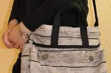 """Makerist - Tasche """"Big Elli"""" von Shesmile - 1"""