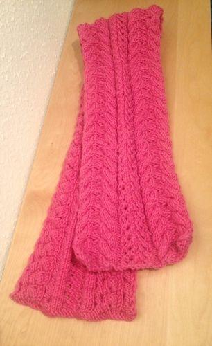 Makerist - Schal für meine Nichte - Strickprojekte - 1