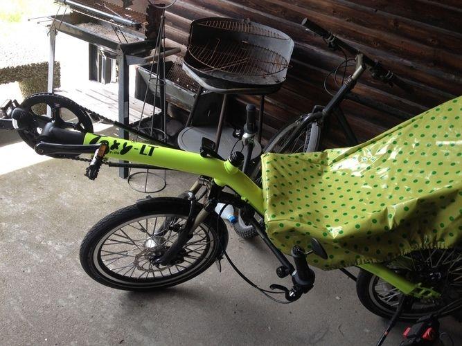Makerist - Liegefahrrad-Sitz-Bezug - Nähprojekte - 2