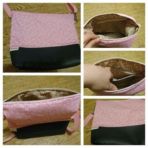 Makerist - Tasche Milow von Zucker und Zimt Design - Nähprojekte - 1